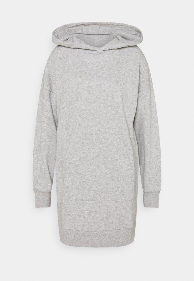 JDYCATHRIN LIFE DRESS - Sukienka letnia - light grey melange