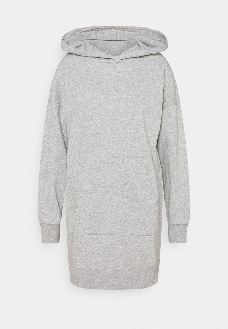 JDY - JDYCATHRIN LIFE DRESS - Day dress - light grey melange