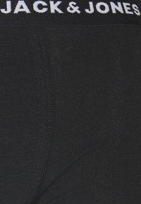 Jack & Jones - JACHUEY TRUNKS 7 PACK - Culotte - black - 4