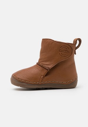 PAIX BOOTS WIDE FIT UNISEX - Classic ankle boots - cognac