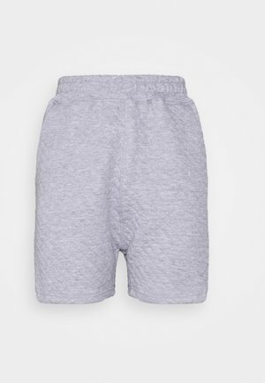 QUILTED - Joggebukse - grey