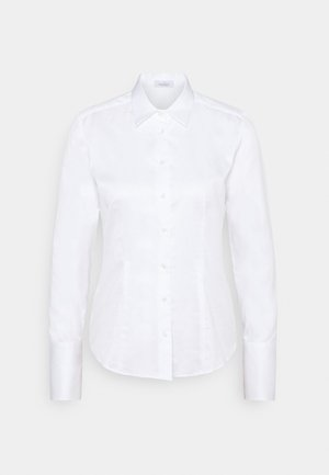 GINNY - Button-down blouse - weiß
