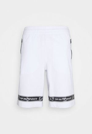 Shorts - white/black