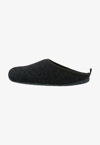WABI - Pantuflas - dark gray