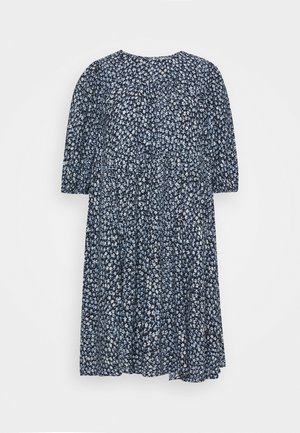 ENSALVATION DRESS - Vestido informal - dark blue