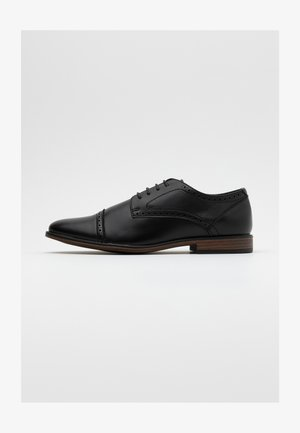 BRYANT BROGUE - Derbies & Richelieus - black