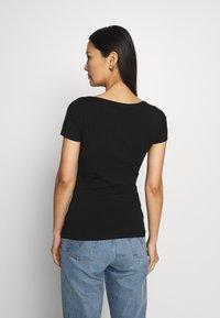 Anna Field - 3 PACK - Basic T-shirt - black - 3