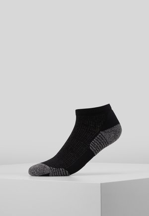 ULTRA LIGHT QUARTER - Sports socks - black