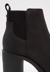 ONLY SHOES - Kotníková obuv - black - 6