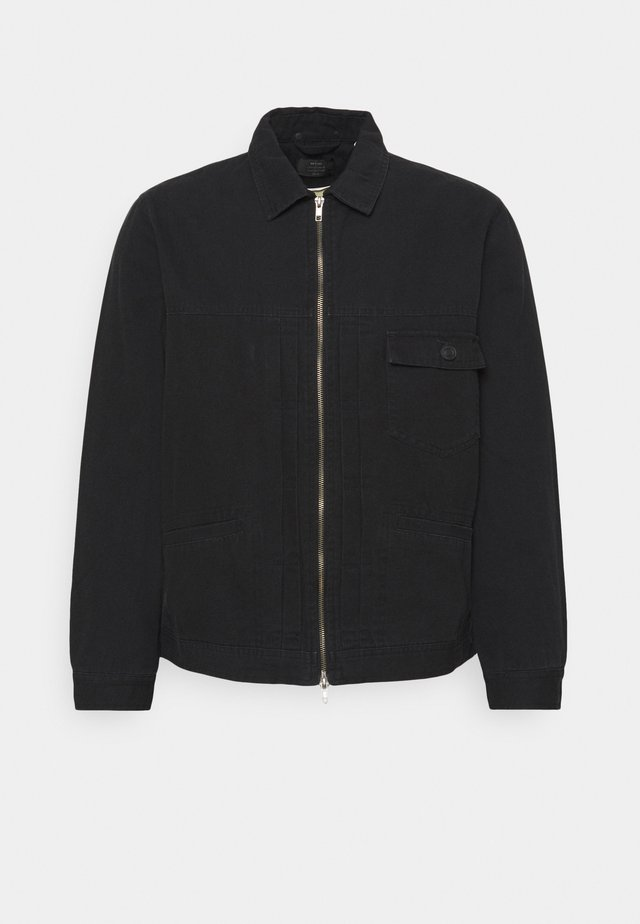 HARRINGTON JACKET - Tunn jacka - washed black