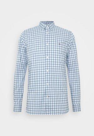 FLEX HTOOTH GINGHAM - Shirt - blue