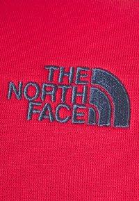 The North Face - DREW PEAK CREW - Sweatshirts - rococco red - 5