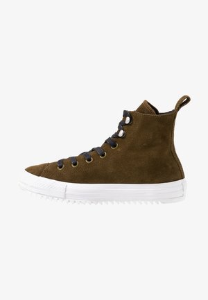 CHUCK TAYLOR ALL STAR HIKER FINAL FRONTIER - High-top trainers - surplus olive/white/black