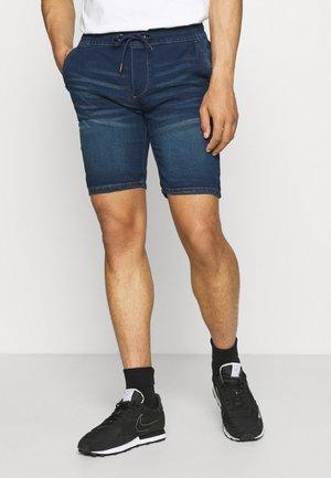 Shorts di jeans - dark blue