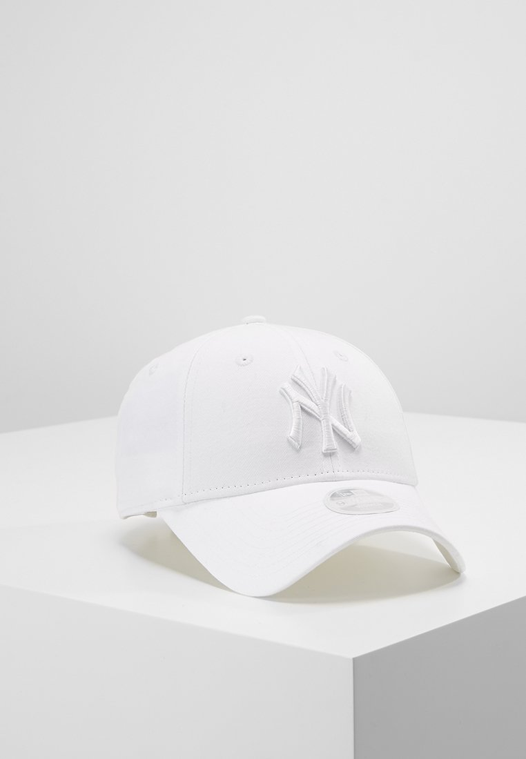 New Era - LEAGUE ESSENTIAL - Cap - white