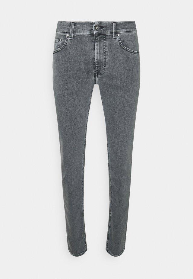 LEON - Jean slim - black