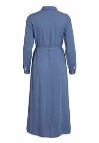 Vila - Shirt dress - colony blue - 6