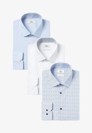 PACK 3 - Camicia - blue