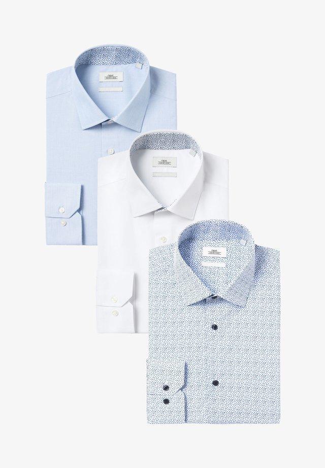 PACK 3 - Košile - blue
