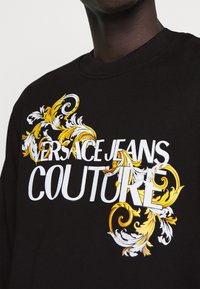 Versace Jeans Couture - Sweatshirt - black - 6