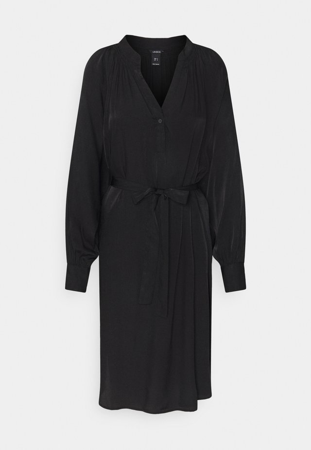 DRESS COLIN - Sukienka letnia - black