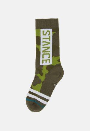 Socks - khaki