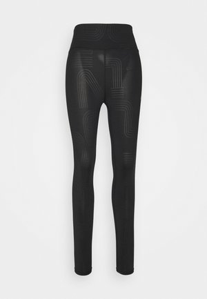 ONPJOYA TRAIN  - Tights - black