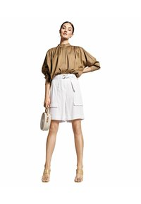 RIANI - Button-down blouse - taupe (23) - 1