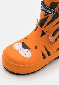 Chipmunks - ANTON UNISEX - Wellies - orange - 5