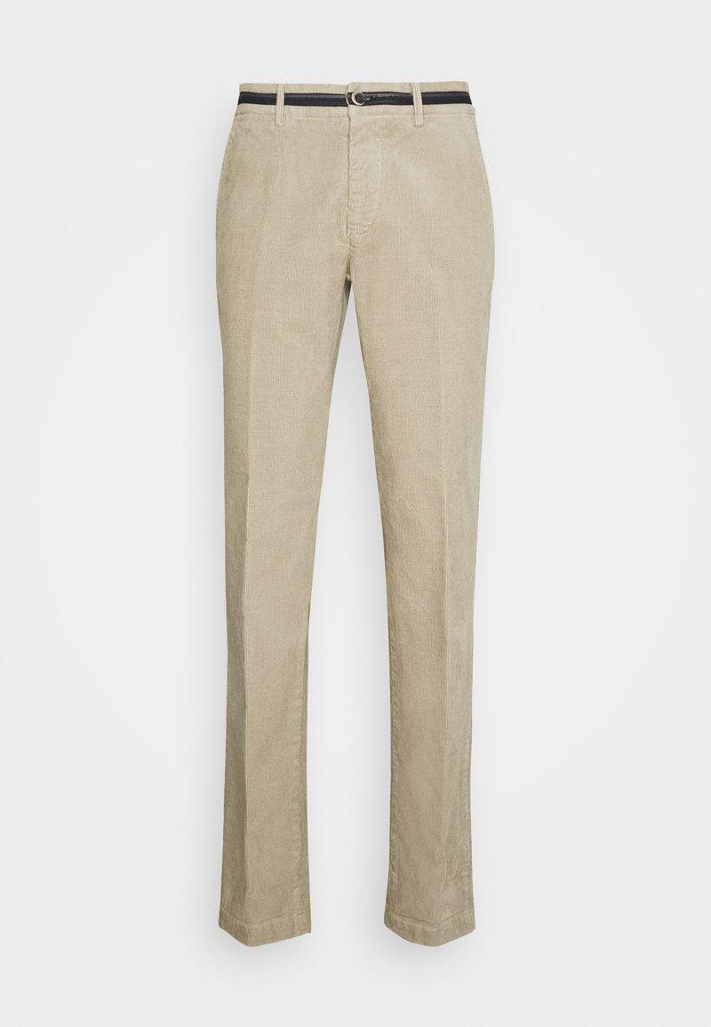 Mason's - TORINO OXFORD - Kalhoty - light beige grey