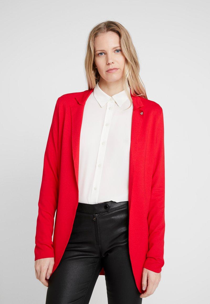 Rich & Royal - Blazer - cherry red