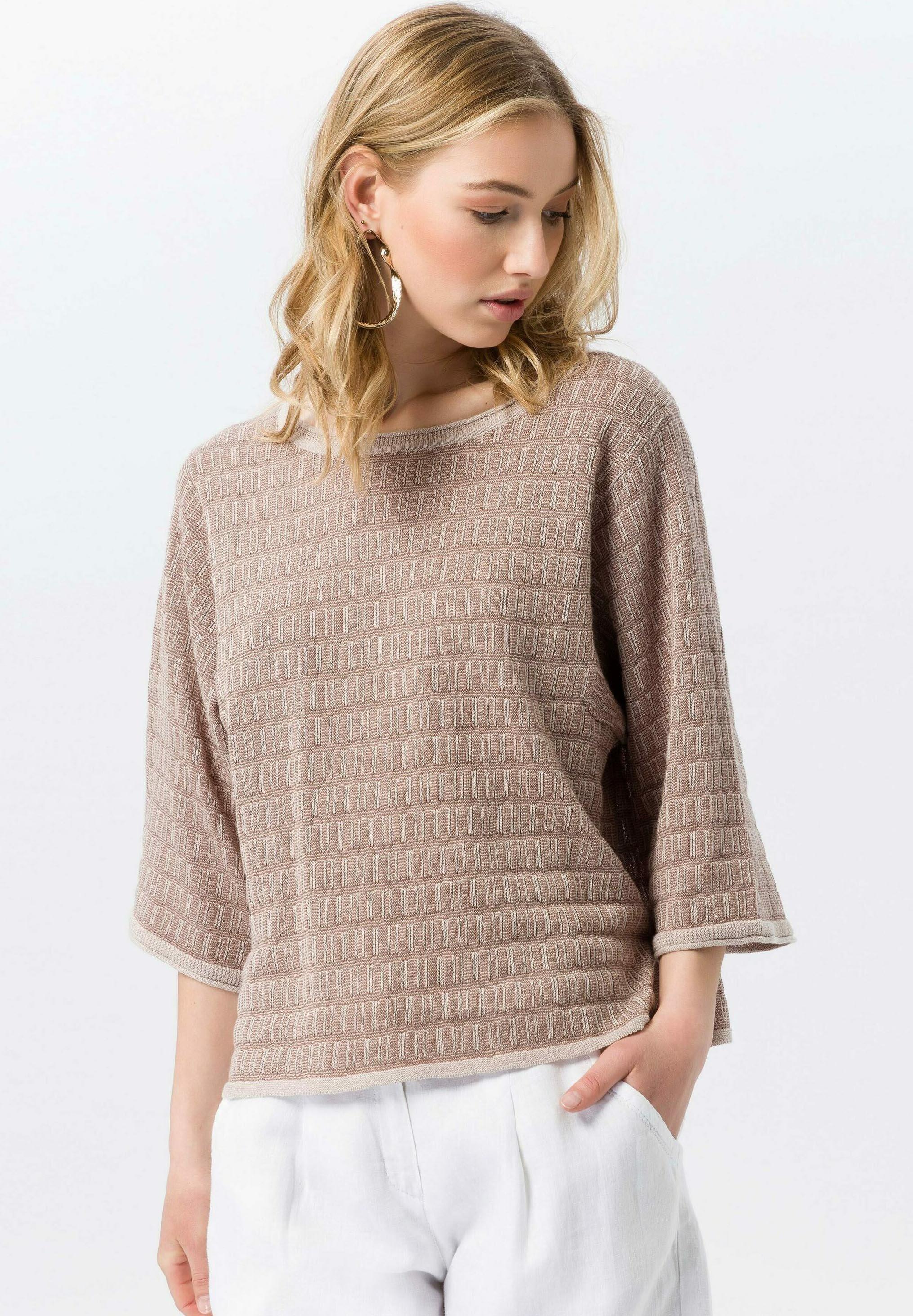 Femme MIT 3/4-ARM - Pullover
