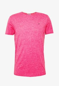 Tommy Jeans - ESSENTIAL JASPE TEE - Basic T-shirt - bright cerise pink - 3