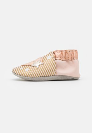 LOVE GALAXY - First shoes - rose clair/or