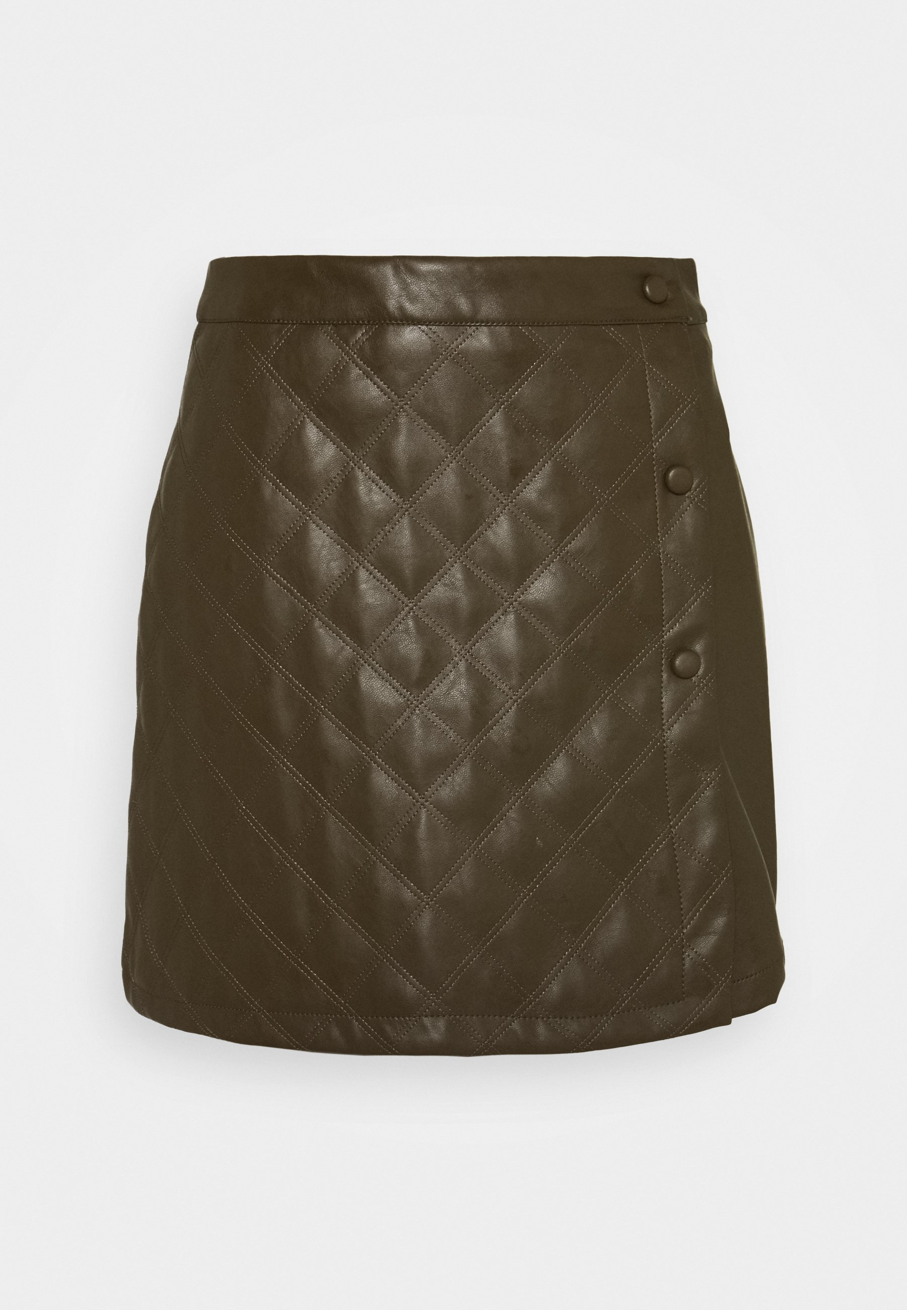 Mujer LADIES SKIRT  - Minifalda - khaki