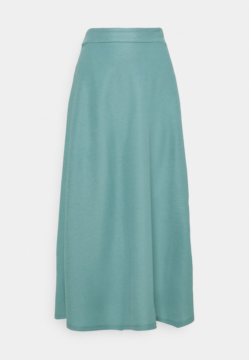 Esprit Collection - A-line skirt - dark turquoise