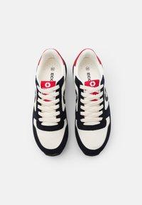 Ecoalf - YALE KIDS UNISEX - Sneakers laag - red - 3