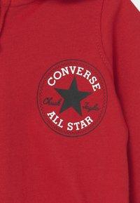 Converse - COSMIC HOODED UNISEX - Jumpsuit - enamel red - 2