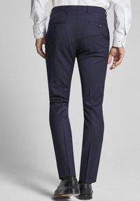 JOOP! - GUN - Suit trousers - dark blue - 2