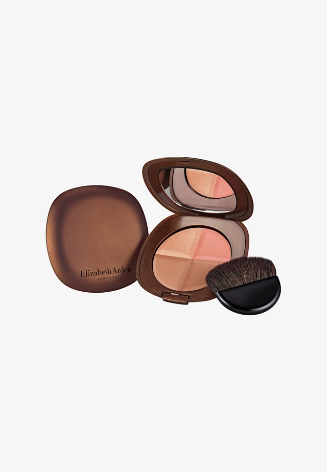 FOUREVER BRONZE BRONZING POWDER - Bronzeur - 02 deep