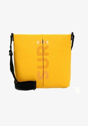Across body bag - yellow 460