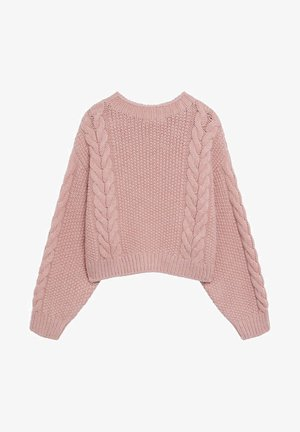 HOME - Strickpullover - pink
