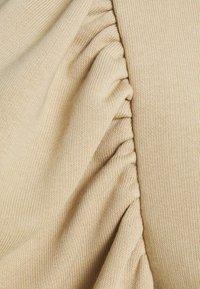 Object - OBJMAJA - Sweatshirt - humus - 2
