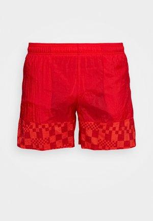 KROATIEN CRO SHORT - Sports shorts - university red/white