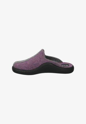 MONACO DAMEN 62 - Slippers - lila-kombi