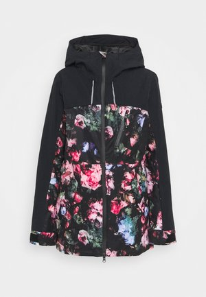 STATED - Snowboardjacke - true black