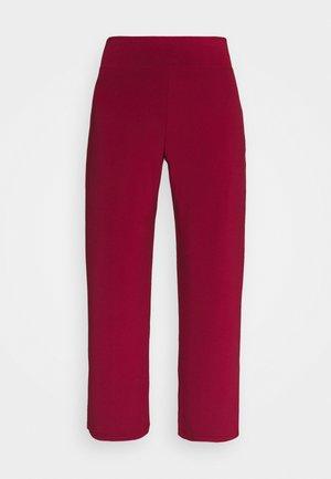 SIBILLA - Pantalon classique - peony pink