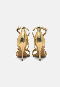 Cosmoparis - VEGAN ZEANA - High heeled sandals - or - 3