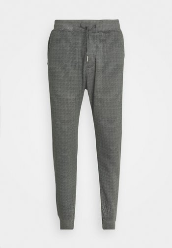 HOUNDSTOOTH STRETCH TERRY