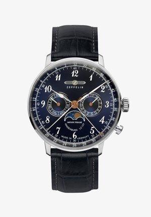 HINDENBURG MONDPHASE  - Chronograph watch - blau